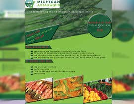 #10 for Flyer Home Delivery Farm Food by clickjustdesign