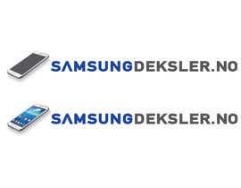 #18 untuk New logo for webshop - www.samsungdeksler.no oleh lilyvaress