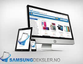#26 untuk New logo for webshop - www.samsungdeksler.no oleh AWAIS0