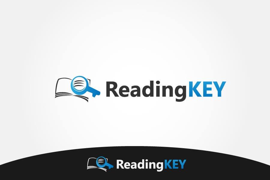 Penyertaan Peraduan #343 untuk Logo Design for ReadingKEY Inc