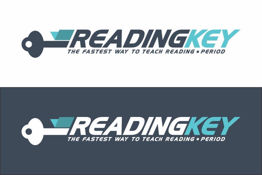 Penyertaan Peraduan #341 untuk Logo Design for ReadingKEY Inc