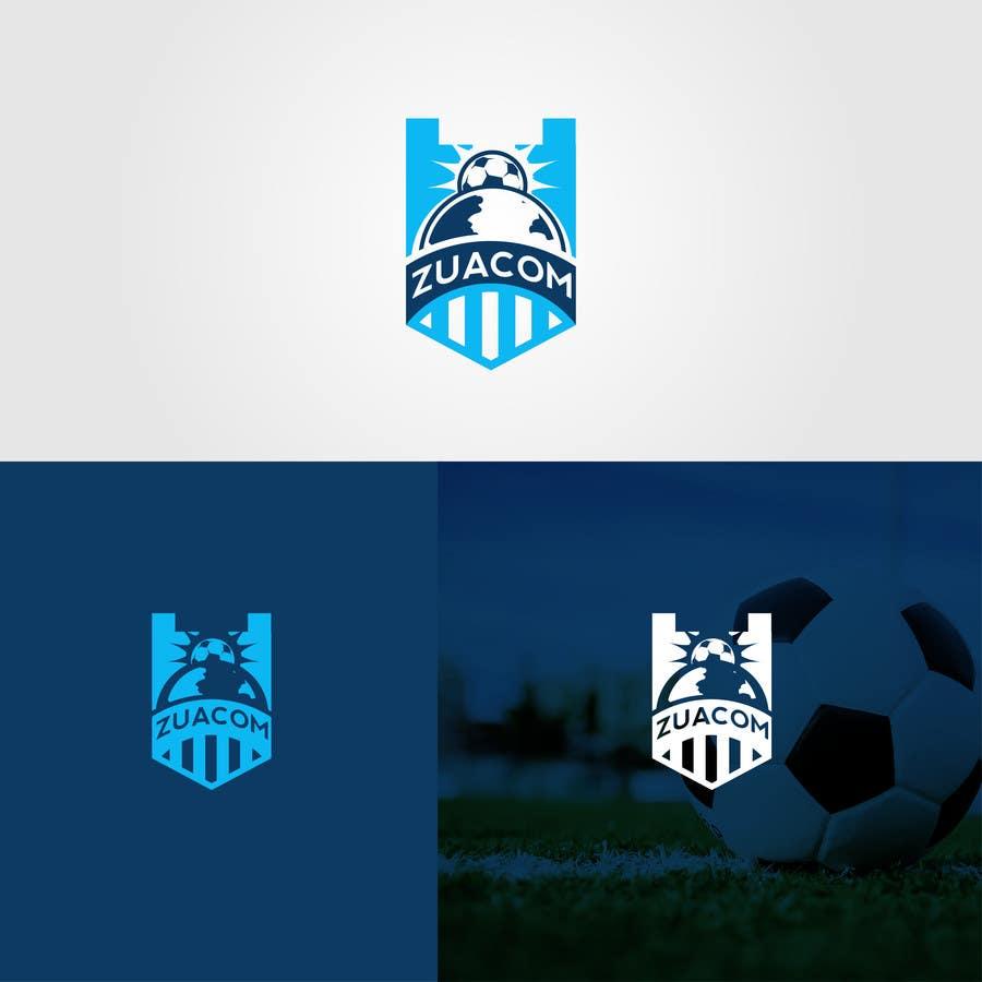 Proposition n°111 du concours Diseño de un Escudo para equipo de fútbol/ Shield design for soccer team