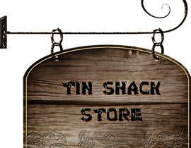 nº 7 pour Tin Shack Store par GraphicPro1