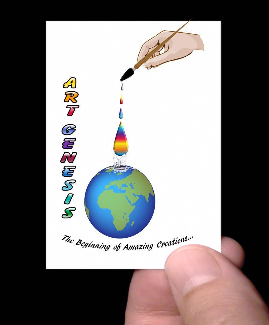 Proposition n°16 du concours Art Genesis Logo