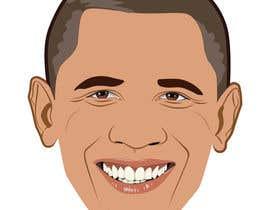 kanggil741 tarafından Vector Barack Obama Head! için no 138