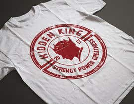 #24 for Design a T-Shirt_hiddenking_coinface design by nobelahamed19