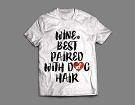 #21 for Design a Woman's T-Shirt for the dog lover by rizoanulislam