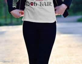 Nro 60 kilpailuun Design a Woman's T-Shirt for the dog lover käyttäjältä akpatel360
