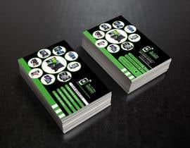 nº 183 pour Design some Business Cards par aktaraamina