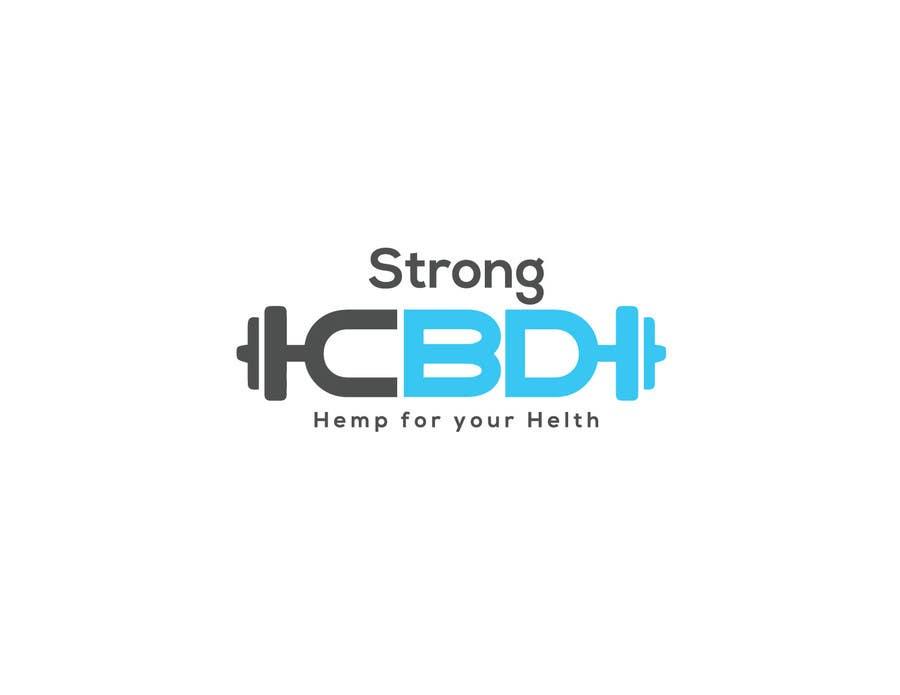 Proposition n°23 du concours Design a Logo for Strong CBD