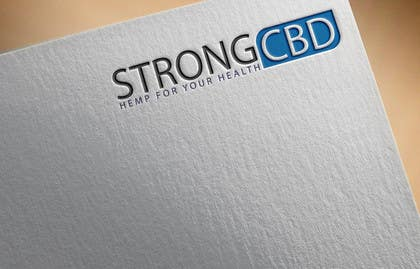 #25 for Design a Logo for Strong CBD by nikolateslaa07