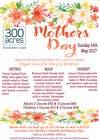 Graphic Design Kilpailutyö #4 kilpailuun Design a Mother's Day Flyer