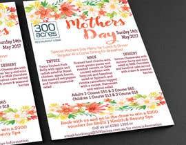 nº 7 pour Design a Mother's Day Flyer par Kitteehdesign