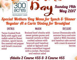 #21 for Design a Mother's Day Flyer by Kitteehdesign