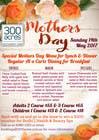 Graphic Design Kilpailutyö #23 kilpailuun Design a Mother's Day Flyer