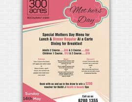 nº 30 pour Design a Mother's Day Flyer par cr8iveguru