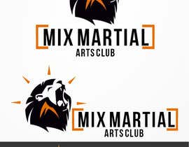 nº 37 pour Logo for Mix Martial Arts Club par rjsoni2909