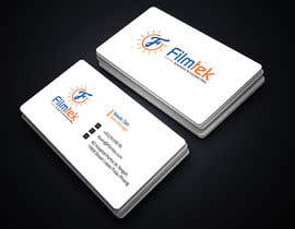 nº 167 pour Design some Business Cards For Automotive and Instrial Film COmpany par RohanPro