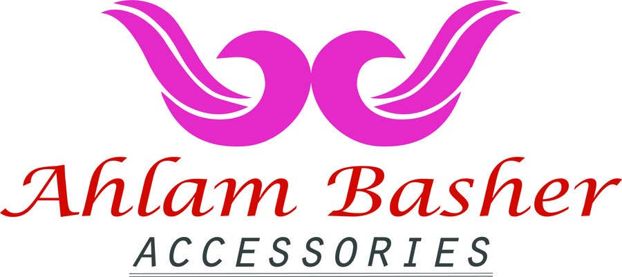 Proposition n°57 du concours design a logo ahlam