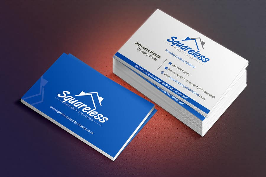 Proposition n°14 du concours Design some Business Cards for new business
