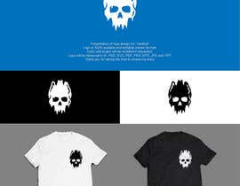 #157 for Ice Skull big logo to be put on clothing by dare91