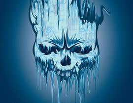 #48 for Ice Skull big logo to be put on clothing by GeorgeOrf