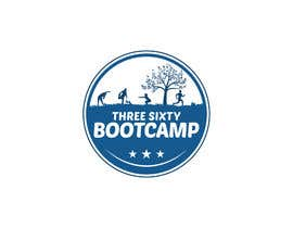 #52 for Three sixty bootcamp logo re-design by BrilliantDesign8