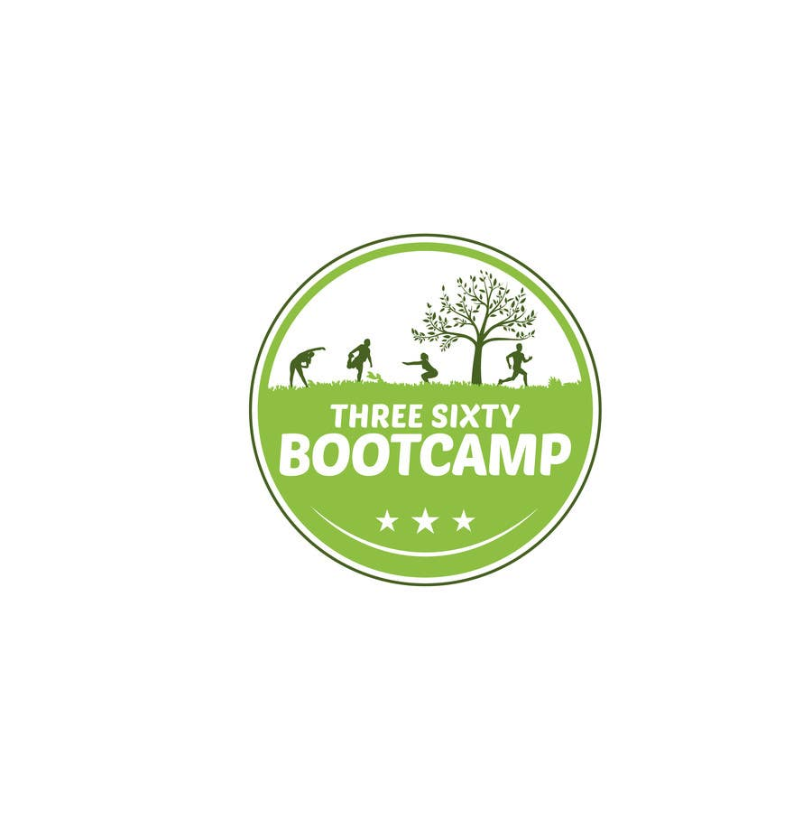 Proposition n°53 du concours Three sixty bootcamp logo re-design