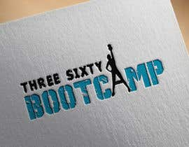 #34 for Three sixty bootcamp logo re-design by armamun2021