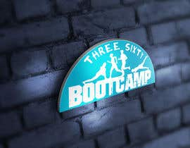 #38 for Three sixty bootcamp logo re-design by armamun2021