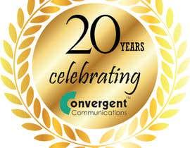 nº 24 pour Design a 20Year service logo par PreciseDesign
