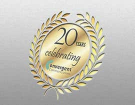 #26 for Design a 20Year service logo by PreciseDesign