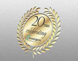 nº 26 pour Design a 20Year service logo par PreciseDesign