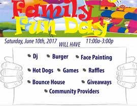#5 for Design a Flyer for a Community Fun Day! by amirhamja999