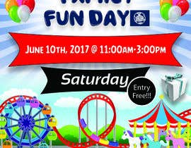 #24 for Design a Flyer for a Community Fun Day! by azadh2189