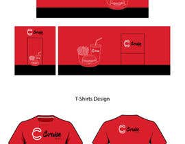#51 for Design of Food Truck - Staff Clothes - Bags - Cups by kalaja07