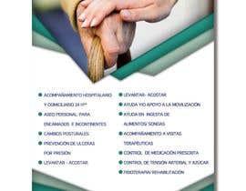 nº 10 pour Flyer publicitario - Cuidar personas par imagencreativajp