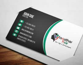 nº 68 pour Together Hair needs business cards! par rahmatullahcse