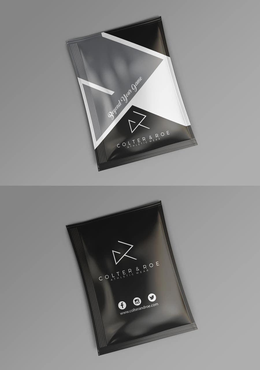 Proposition n°25 du concours Modern Menswear Packaging