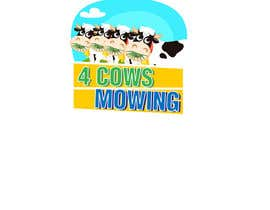 #7 for 4 Cow Mowing by creatives24
