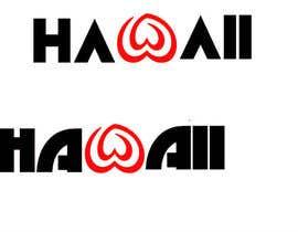 Nro 45 kilpailuun Love Hawaii käyttäjältä cnsoftinfo
