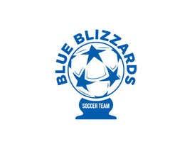 #305 for Sports Team Logo - Blue Blizzards by kalaja07