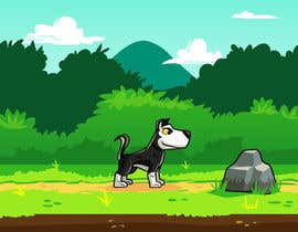 #11 for Create a 2D dog animation for mobile game by vicleo12