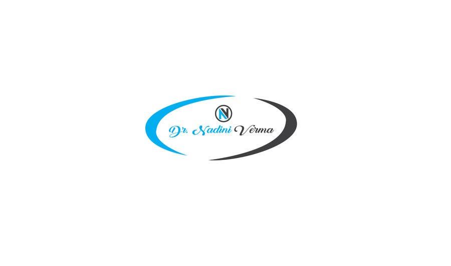 Kilpailutyö #                                        92                                      kilpailussa                                         Logo for Dr. Nadini Verma