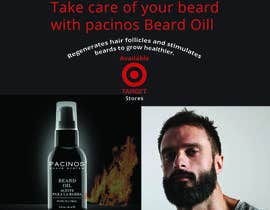 nº 50 pour Banner for beard product par nazimkhan1994