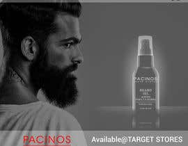nº 22 pour Banner for beard product par owlionz786