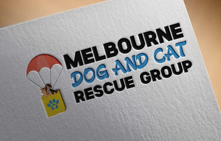 Proposition n°5 du concours Create a logo for Melbourne Dog and Cat Rescue Group