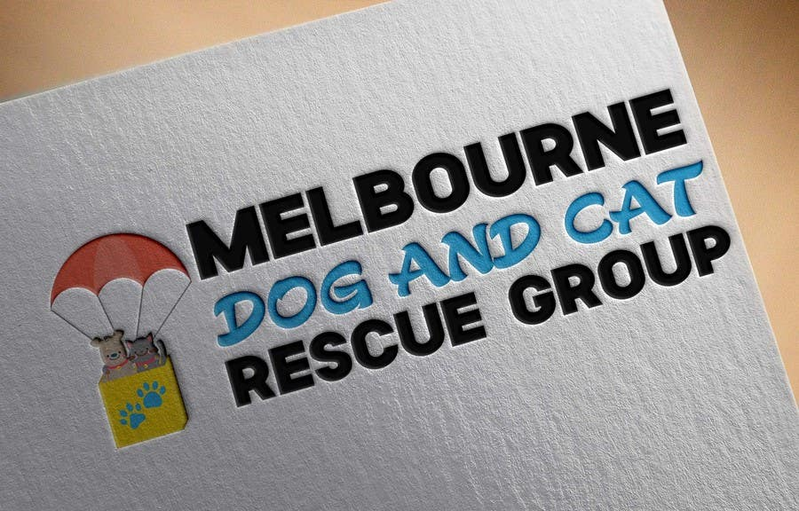 Proposition n°6 du concours Create a logo for Melbourne Dog and Cat Rescue Group