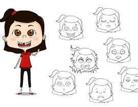Nro 30 kilpailuun Illustrate the characters in my children's book käyttäjältä GFXNinja