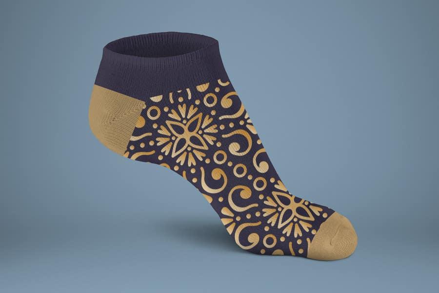 Proposition n°2 du concours Complete sock designs